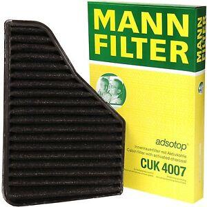OE Mercedes-Benz Cabin Filter MANN CUK 4007 Cabin Air Filter