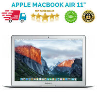 "Apple MacBook Air 11"" Core i5 1.6ghz 4GB 128GB Flash drive (Early 2015) A Grade"