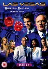 LAS VEGAS - SEASON 2 - DVD - REGION 2 UK