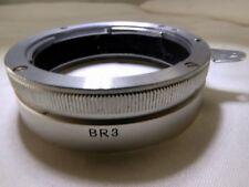 Nikon F BR3 Nikkor Adapter lens 52mm Reverse macro extender ring genuine OEM