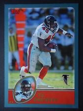 NFL 90 T.J. Duckett Atlanta Falcons Topps 2003