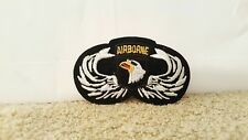 Army 101st Airborne Division Badge Patch Patch