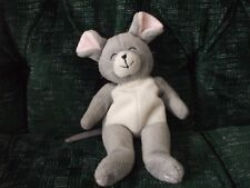 "9"" Sleeping Baby Mouse Yankee Candle Mascot Sniffy Mary Meyer 1998"