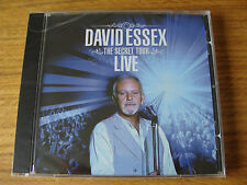 CD Album: David Essex : The Secret Tour Live : CD : Sealed