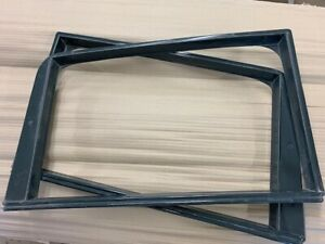 1932 FORD 5 WINDOW COUPE FRONT DOOR GARNISHES-NEW GRP