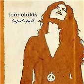 Toni Childs - Keep The Faith (2009)  CD  NEW/SEALED  SPEEDYPOST