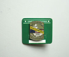 U.S Military U.S Army Operation Desert Storm Mission Accomplished Pin