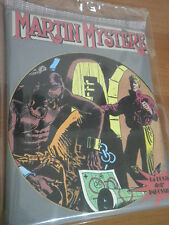 """MARTIN MYSTERE Busta fumetti """"la busta dell'impossibile""""  Colore Grigio Variant"""