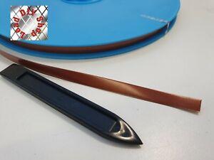 Copper Self adhesive lead strip Window lead glass crafts Decraled free tool