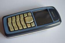 Nokia 3100 - Light Blue (Unlocked) senior basic button Mobile Phone