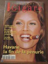 L'Amateur de Cigare N°9 Septembre 1996 Havane la fin de la pénurie