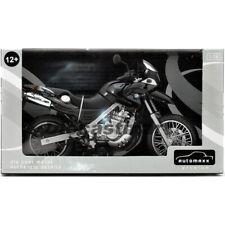 AUTOMAXX 600402 1:12 BMW F650GS DIECAST MOTORCYCLE BLACK