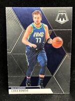 2019-20 Luka Doncic Panini Mosaic Basketball Card #44
