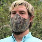 True Timber Camouflage Hunting Double Layer Cloth Cotton Face Mask