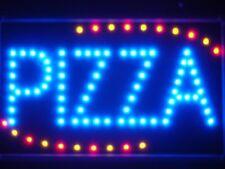 led008-b Pizza Shop OPEN LED Business Neon Light Sign