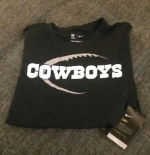 Nwt Nike Dallas Cowboys Football T Shirt Mens Size 2XL XXL Blue A6