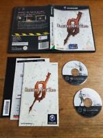 Resident Evil Zero Gamecube Discs MINT Manual Nintendo Gamecube GC PAL