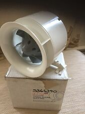 DOMUS 150MM IN-LINE DUCT FAN S15D