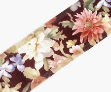 1 M webband 58mm dekoband tavolo NASTRO HOTEX gioielli nastro tessuto nastro colorato marrone oro 3