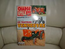 Hors Série Charge Utile - Tracteurs Vendeuvre - N° 25