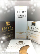 Lefery regenerating cream anti-aging anti-ageing + Lefery Eye Pads Genuine!!!