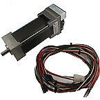 Microchip AC300022 - 24V 3-Phase Brushless DC Motor with Encoder