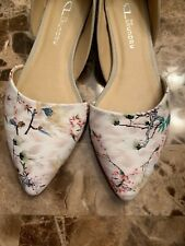 Beautiful CL By Chinese Laundry Hearty Floral Gar Flat 7