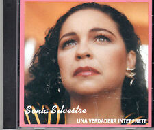"""SONIA SILVESTRE - """"UNA VERDADERA INTERPRETE"""" - CD"""