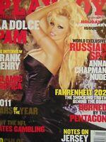 Playboy January 2011 | Pamela Anderson Anna Sophia Berglund   #EK5099R
