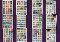 Old Stamp Collection From United States US, All Different, Free Shipping
