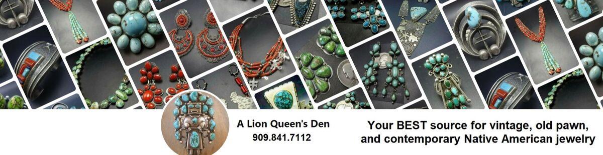 A Lion Queen's Den