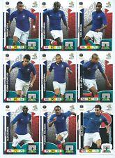 FRANCE x 13 PANINI Adrenalyn XL UEFA Euro 2012 Cards