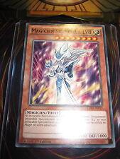 YU-GI-OH! COMMUNE MAGICIEN SILENCIEUX LV8 LDK2-FRY13 FRANCAIS ED 1 NEUF