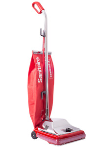 NEW Sanitaire Tradition Upright Bagged Commercial Vacuum, SC886