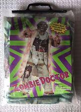 ZOMBIE DOCTOR Halloween Costume - Kids Medium