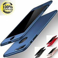 Hülle für iPhone 6s 7 8 Plus XR X XS MAX 360 Grad Case Schutz Cover Tasche Handy