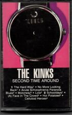 The Kinks Second Time Around  Cassette RCA ‎– AYK1-4719