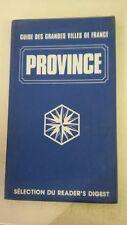 Guide Des Grandes Villes De France / Province (Sélection du Reader's digest) Pap