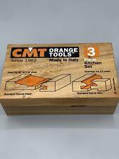 Cmt Orange Tools 800.516.11 3 Piece Kitchen Set