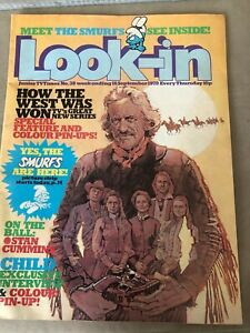 LOOK IN Junior TV Times magazine 16th Sept 1978