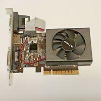 PNY VCGGT7301D3LXPB-BB 1GB DDR3 PCI Express 2.0 Graphics Card