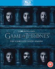 Game of Thrones - Season 6 (Blu-ray) Peter Dinklage, Lena Headey, Emilia Clarke