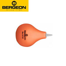 Bergeon 5733 Hurricane Dust Pump Rubber Blower Cleaning Tool, Swiss Made - NEW