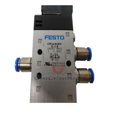 New In Box FESTO CPE14-M1BH-5L-1/8 196941 Solenoid Valve
