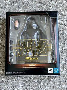 Bandai S.H.Figuarts Kylo Ren Star Wars Rise of Skywalker Figure (New Open Box)