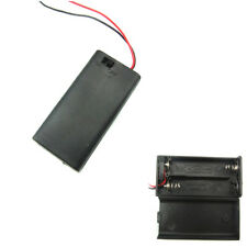 NEW 2 AA batteries With a cover switch Battery case AAA Power battery box 3V