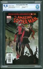 Amazing Spider-Man #585 (2009) CBCS Graded 9.8 ~ John Romita, Jr.