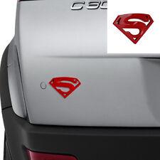 Superman 3D Metal Auto Car Logo Car Sticker Badge Emblem Exterior Decal Sticker