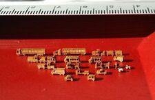 WOW new Wiederverkauf EASY Variante 4x 15 cars  M17137c Toystory M 1:2000 1,5 mm