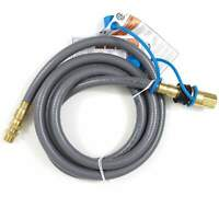Blaze Natural Gas Hose and Quick Disconnect, 10-foot